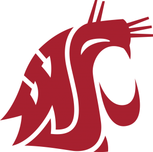The WSU Cougar head.